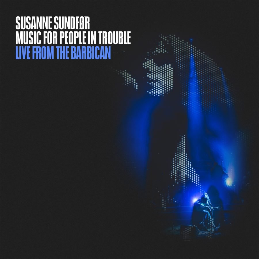 Music for People in Trouble album cover